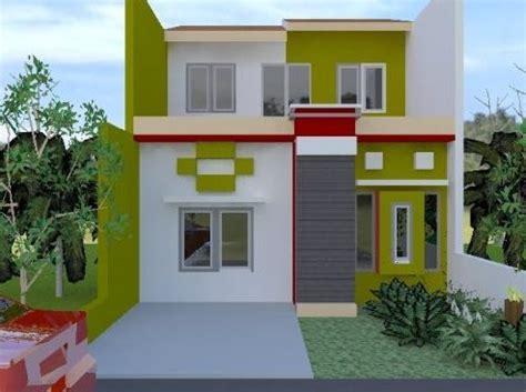 warna cat rumah minimalis sederhana mewah