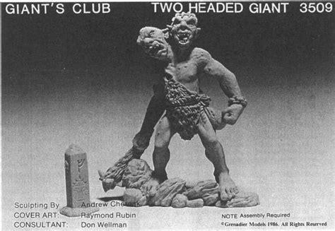 grenadier models dragon lords giants club