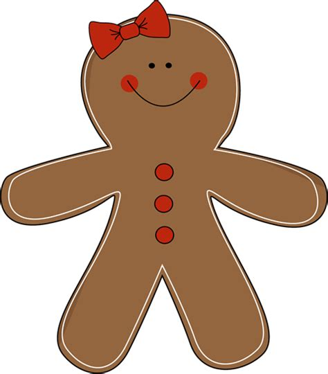 Images Of Gingerbread Gingerbread Clipart