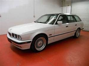 Find Used 1995 Bmw 525it Wagon E34 White  Tan Bbs Style 5