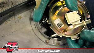How To Install A Fuel Pump E7077m In A 94 Dodge Van