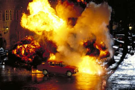 Car Explosion Wallpaper by Racing An Explosion Can You Really Outrun An Explosion