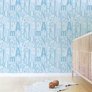 Papier Peint Tendance : tendance papier peint chambre maison design ~ Premium-room.com Idées de Décoration