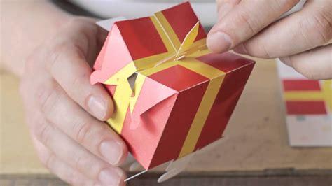 assemble   pop  birthday card youtube