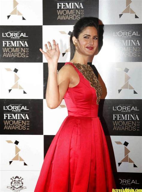 katrina kaif  hot red dress actress album