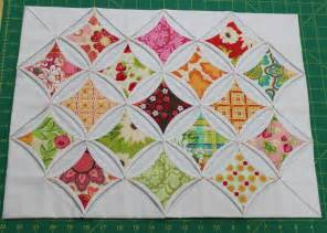Cathedral Window Quilt Pattern Tutorial