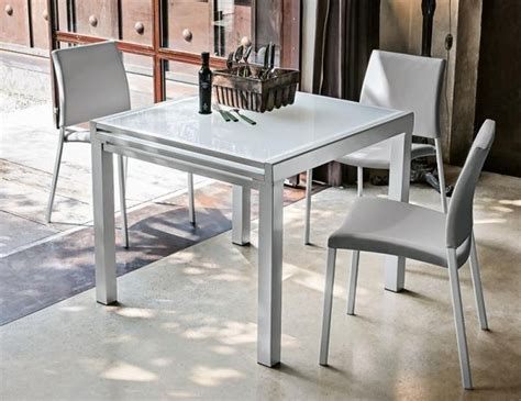 Square Extendable Dining Tables  Chairs Dining