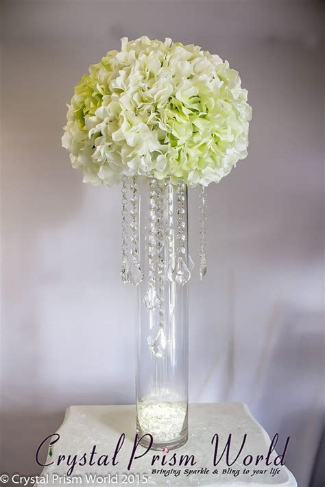Best 10 Crystal Centerpieces Ideas On Pinterest Wedding