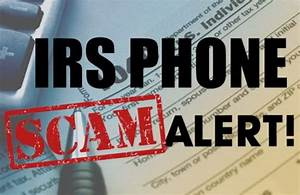 St. Mary's County Sheriff's Office Warns Citizens of IRS ...