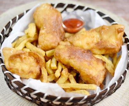 cuisine marmiton fish and chips la vraie pâte à friture anglaise