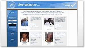 Gratis dating site