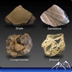 Conglomerate Clastic Sedimentary Rocks