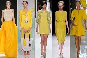 Spring 2013 Runway Trend: Yellow - Spring 2013's Biggest ...