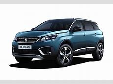 Peugeot 5008 SUV practicality & boot space Carbuyer