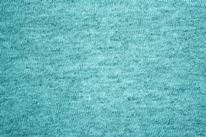 Teal Heather Knit T-Shirt Fabric Texture Picture | Free ...