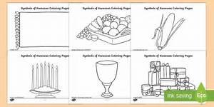 Symbols of Kwanzaa Coloring Pages - Kwanzaa coloring ...