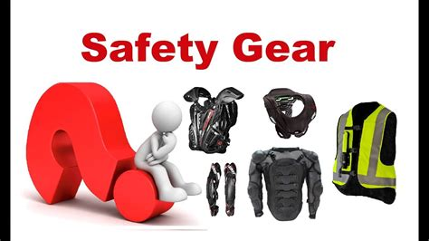 The Best Motorcycle Safety Gear - How to choose the right ...