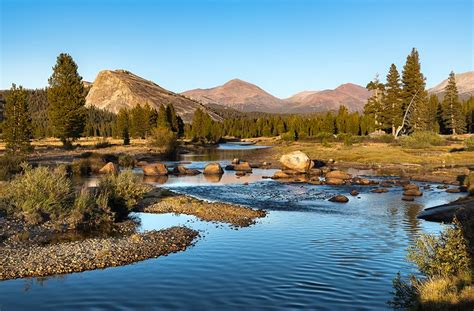 Best Campgrounds Yosemite National Park Planetware