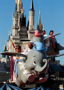 Original Magic Kingdom attractions