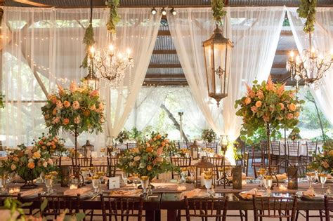 reception decor  rustic barn wedding  elegant