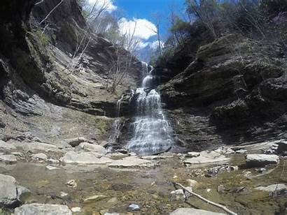 Falls Cathedral Waterfalls Animation Ashley State