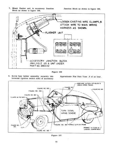 1951 Chevy Styleline Wiring Harnes by 51 Turn Signal Switch And Wiring Question Chevy Message