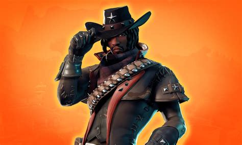 deadfire reactive fortnite skin cowboy undead ghost outfit