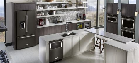 Kitchen Trends: A Look at Black Stainless   Monark Stories