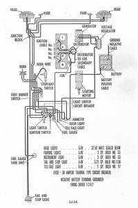 1974 Jeep Alternator Wiring Harness