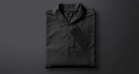folded psd polo shirt mockup psd mock  templates pixeden