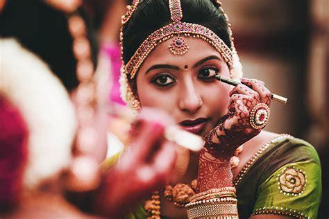 south indian bridal makeup   master  art