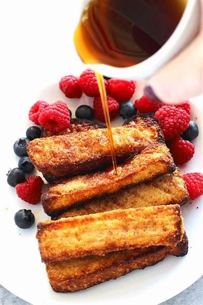 Toast French Sticks Baked Easy Breakfast Neuroticmommy