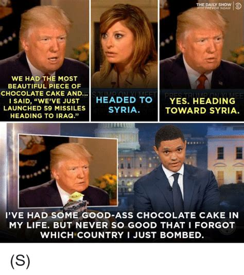 Trevor Noah Memes - funny chocolate memes of 2017 on sizzle i feel pretty and witty and bright