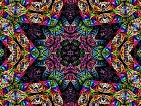 fractales psicodelicos fondos de pantalla fractales