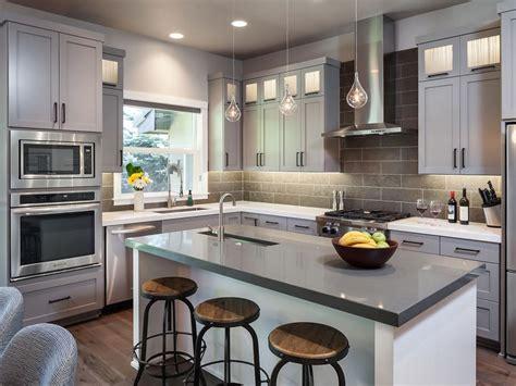best kitchen designs 2014 gorgeous gray kitchen 2014 hgtv 4509