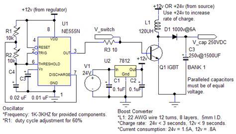 hochspannung erzeugen mikrocontrollernet