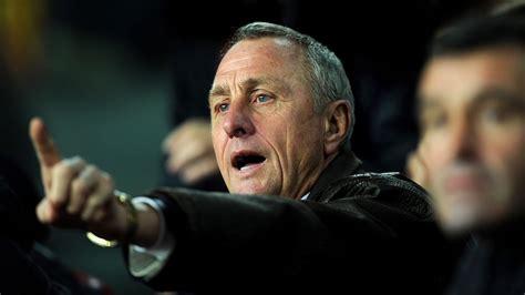 johan cruyff  soccers greatest mythical figure