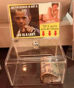 Amazingly Creative Tip Jars That Will Practically Pull The