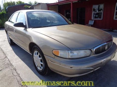 Freedom Ford Melbourne Ar by 2004 Buick Century For Sale 761 Used Cars From 1 688