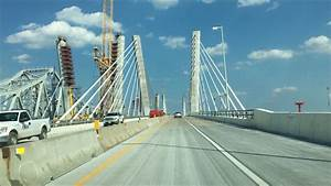 Drive Across The New Goethals Bridge