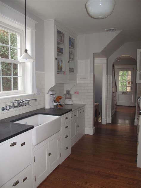 rolling kitchen cabinet 1930s colonial revival kitchen nr hiller design inc