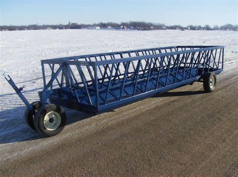 hay feeder wagon wagon feeders spotlight farmers line