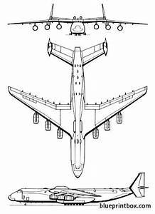 Antonov An 225 Mrija Plans - Aerofred