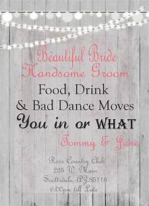 best 25 funny wedding invitations ideas on pinterest With funny country wedding invitations