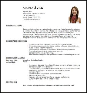 A curriculum vitae (cv), latin for course of life, is a detailed professional document highlighting a person's education, experience and accomplishments. PLANTILLA CURRICULUM VITAE TCP