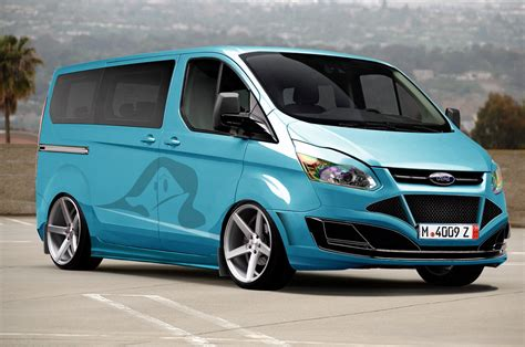 Ford Custom by Ford Transit Custom Ford Tourneo Custom Concept