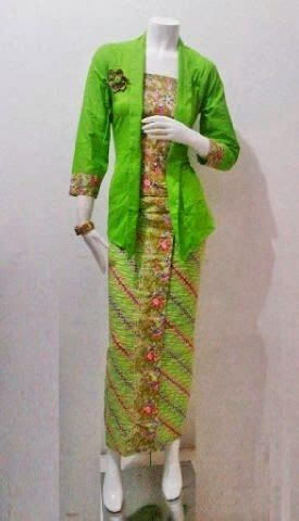 kebaya batik manohara model baju batik restock encim seri manohara batik