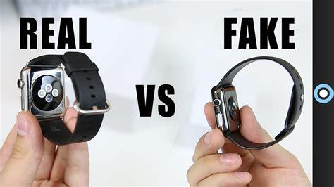 Fake Vs Real Apple Watch! Doovi