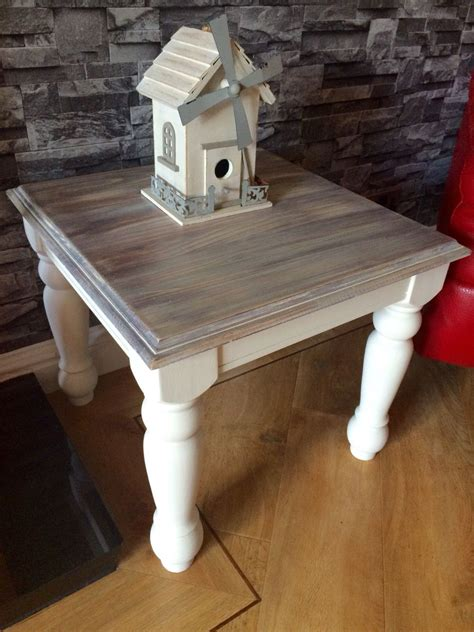 whitewash kitchen table legs are painted in sloan white the top was