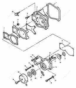Mercury Force 85 H P  1989 L-drive  Fuel Pump